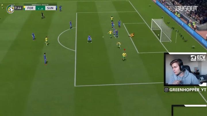 Fortuna Sittard score 10 past Sunderland in FIFA 20 QuaranTeam tournament