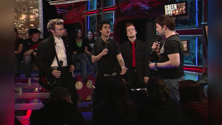 Green Day Talks American Idiot and Best Moment of 2004: #TBT