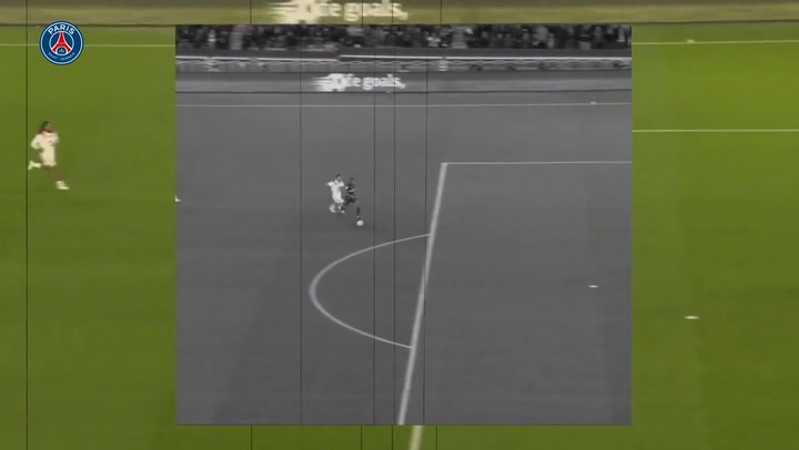 Kylian Mbappé's greatest moments - Videos