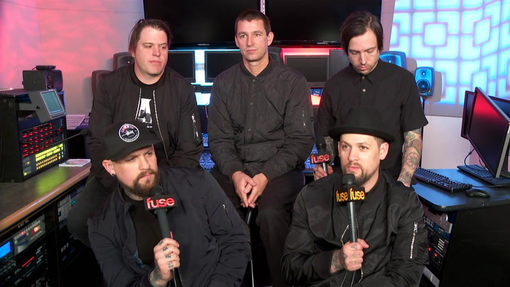 Good Charlotte On Good Manners and Being Kind: Life Lessons