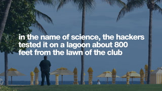 Hackers: It would take five minutes to hack into Mar-a-Lago