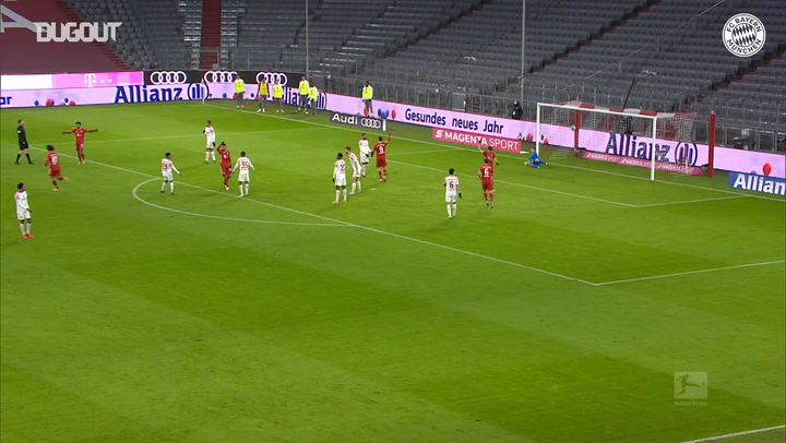 Leroy Sané lashes home against Mainz