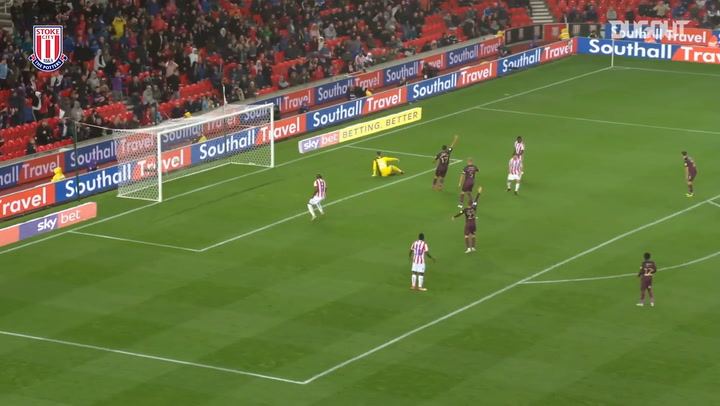 Joe Allen's best Stoke City goals