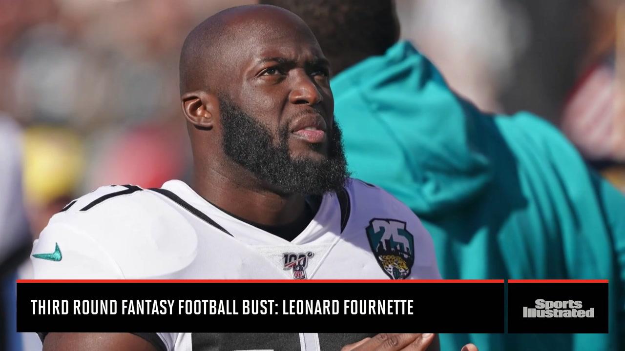 Jacksonville Jaguars RB Leonard Fournette Has Most Third-Round Bust Potential