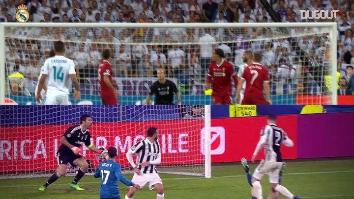 Battle of the Bicycle Kick: Bale vs Ronaldo