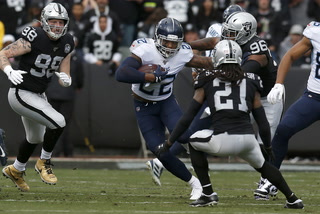 Raiders Make Roster Moves Ahead of Final Game in Oakland. – VIDEO