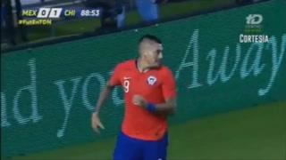 Chile vence 1-0 a México en Querétaro con gol de Nicolás Castillo