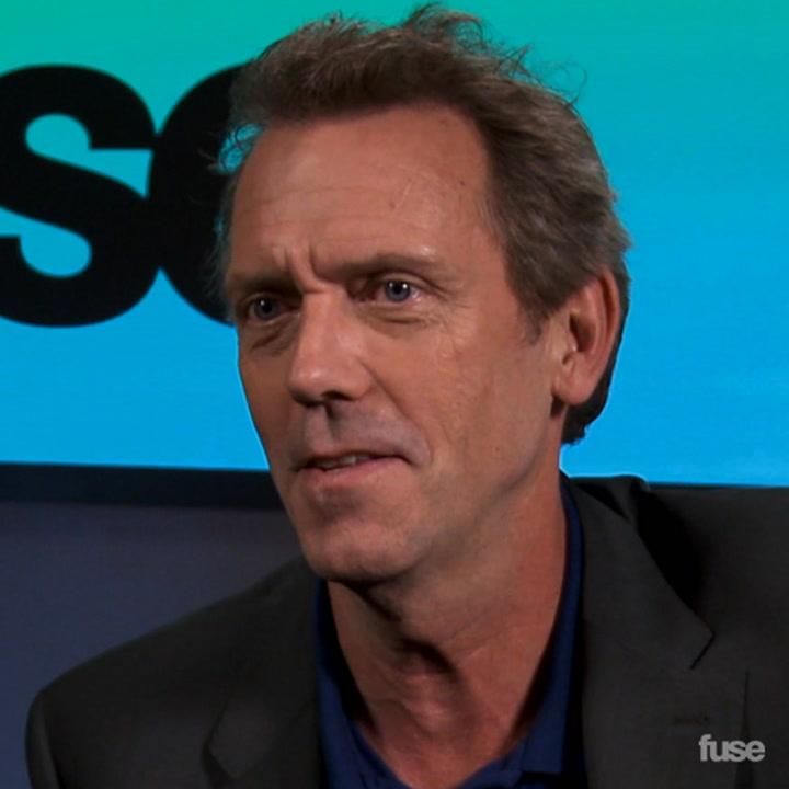 "Hugh Laurie On His ""Romantic"" New Album 'Didn't It Rain'"