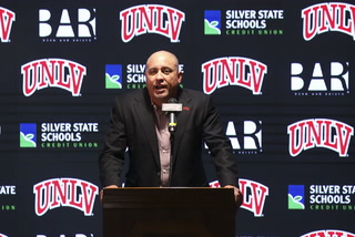 Tony Sanchez on UNLV's recruiting class