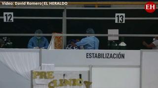 Reportan cinco triajes cerrados en Francisco Morazán