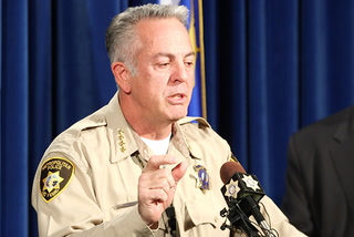 Sheriff Lombardo says there is no conspiracy with shooting timeline