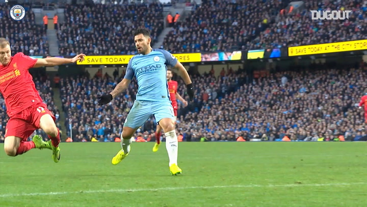The best moments of Manchester City's rivalry with Liverpool