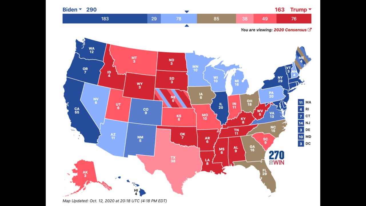 <em>L'ABC de la politique américaine #9</em>: le collège électoral [VIDÉO]