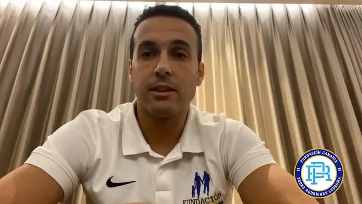 Pedro Rodríguez da todo su apoyo