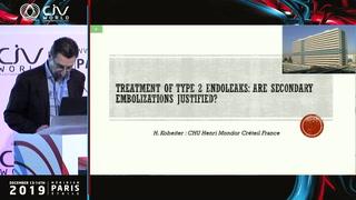 Traitement des endofuites de type 2 : les embolisations ont-elles un intérêt ?