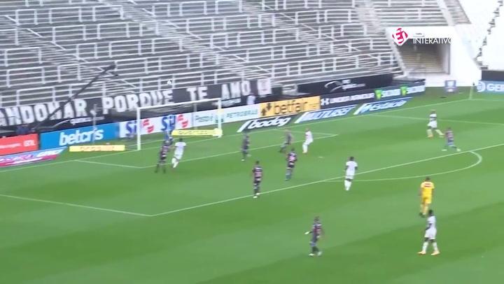El Flamengo golea al Corinthians (1-5)
