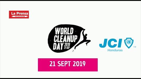 Cámara Junior se suma al Día Mundial de Limpieza