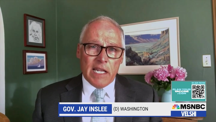 Inslee: 'We're Just Out of Time' on Climate, Have to Act Now