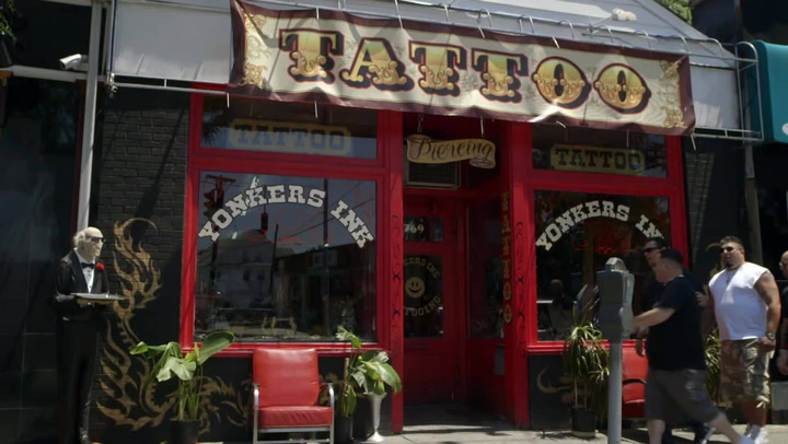 Success at the Tattoo Parlor: G-Thing
