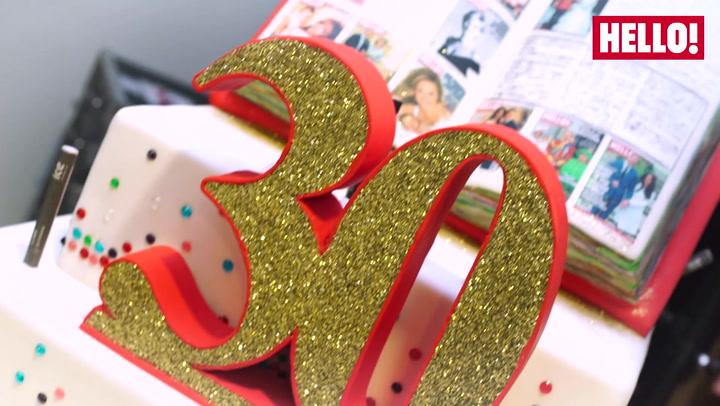 HELLO! turns 30 at Dover Street Market