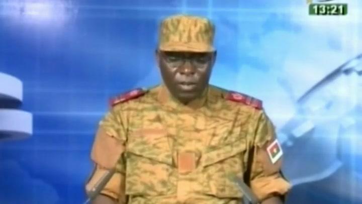 Afrikaanse Unie schorst Burkina Faso na coup