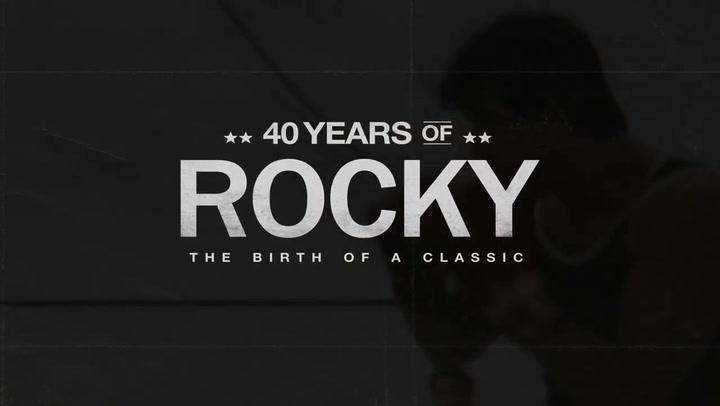 Stallone revivirá a Rocky en un documental