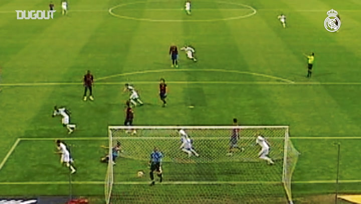 The Best of Arjen Robben's Goals at Real Madrid