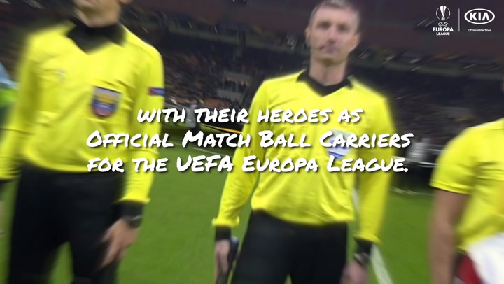 The Hero's Walk, At Home, Episode 1 | UEFA Europa League 2019-20 | Kia