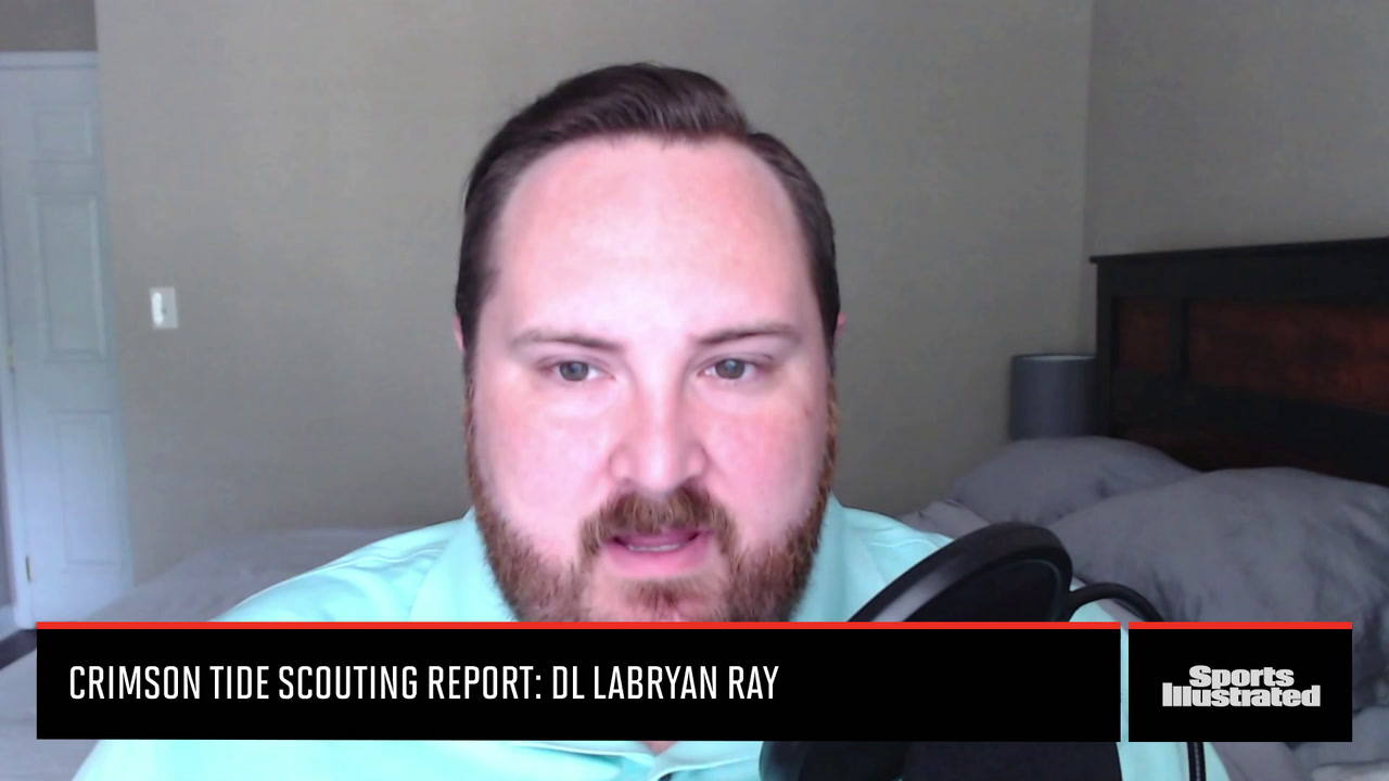 Crimson Tide Scouting Report: DL LaBryan Ray