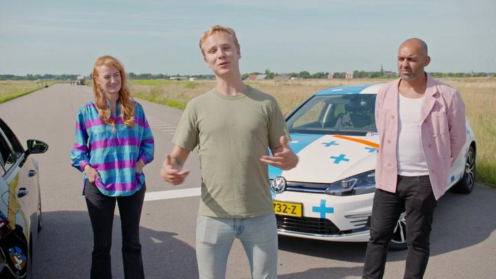 Volkswagen Tegenpolen - Accu mobieltje vs elektrische auto