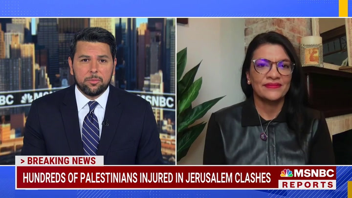 Tlaib: We Shouldn't Be Giving 'Apartheid' Israel Billions -- 'They Promote Racism and Dehumanization'