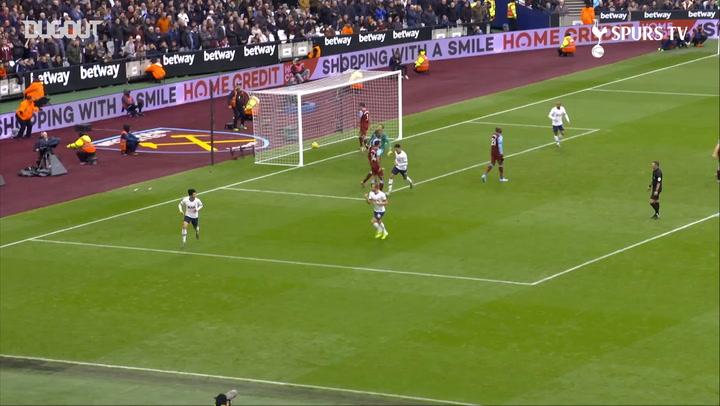 Son, Moura and Kane help Spurs win on José Mourinho's debut