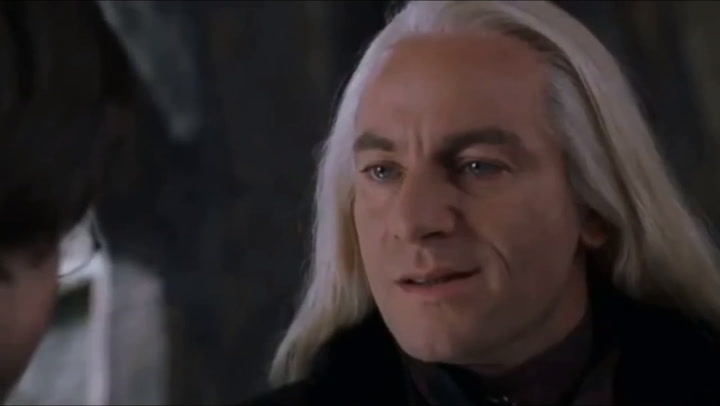 Harry Potter Lore: Lucius Malfoy