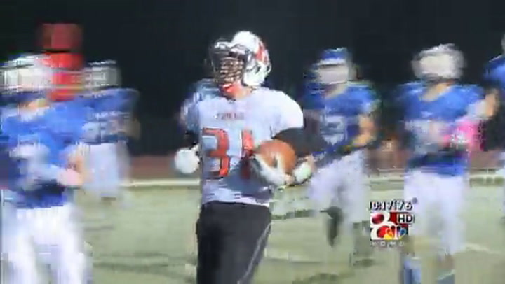 Kirksville at Boonville FNF Week Six