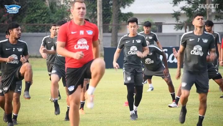 Chonburi FC Funny Moments