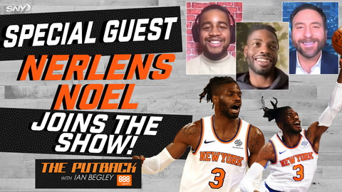 Nerlens Noel talks Knicks wins, Tom Thibodeau, and new culture at MSG | The Putback with Ian Begley