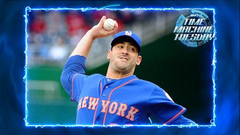 Time Machine Tuesday 2015: Matt Harvey returns, Dark Knight Rises for Mets