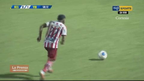 Real España 0-2 Vida (Liga Nacional)