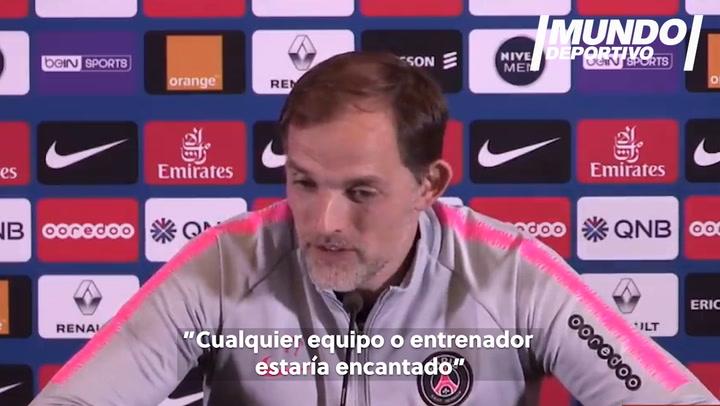 Tuchel descarta a Griezmann para el PSG