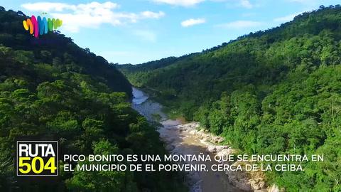 RUTA 504 Pico Bonito, el edén de La Ceiba