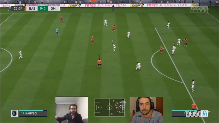 El Estambul Basaksehir vence al Olympique de Marsella en el torneo 'FIFA Quarantine'