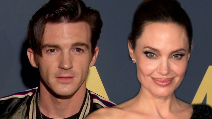 Drake Bell Breaks Silence On Guilty Plea and Angelina Jolie Stands By The US Gymnasts Team!