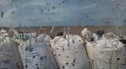 Se rompió el anillo de contención en Melincué y el agua ingresó a la ciudad