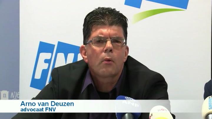Video: Reactie FNV op aftreden Loek Hermans