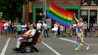 Rekordmange i Pride-parade