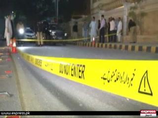 کراچی میں پولیس فائرنگ سے شہری جاں بحق، معاملے میں ڈرامائی موڑ