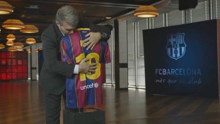 El mensaje de los tres candidatos a Messi