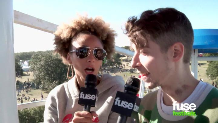 Interviews: Lindsay Lowend at Voodoo 2014
