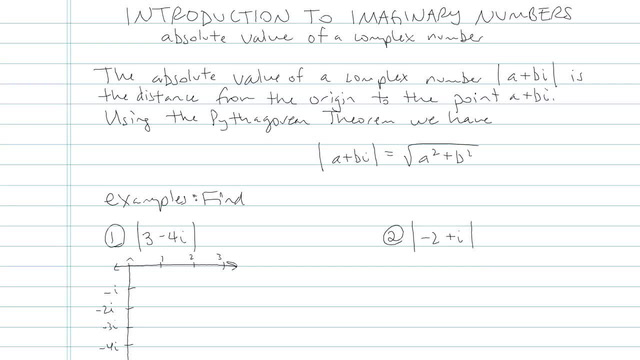 Introduction to Imaginary Numbers - Problem 3