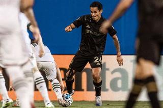 Los Ángeles FC destaca la historia de cómo el hondureño Andy Najar conquistó el sueño Americano